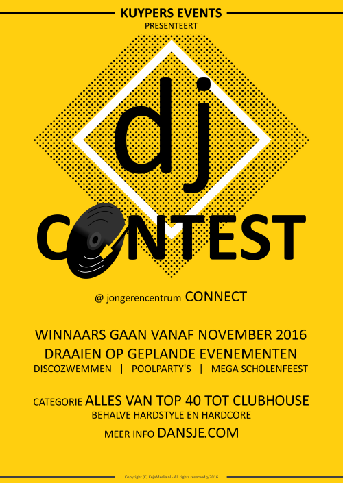 Flyer DJ Contest 2016